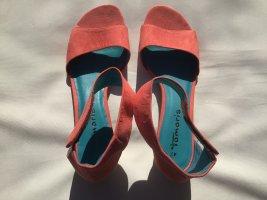 Sandale mit AbsatzGr. 41