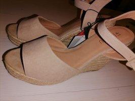 Sandale Neu Keilabsatz 41