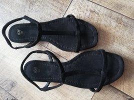 Sandale - Schwarz - 38