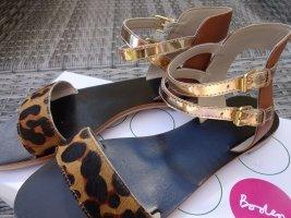 Sandale von Boden / Animal Print