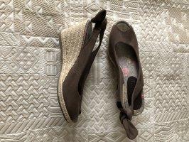 Sandale von Esprit Gr 38