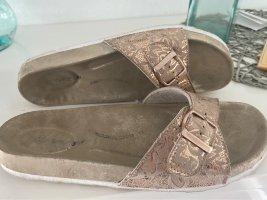 Sandale wie Birkenstock Madrid 42