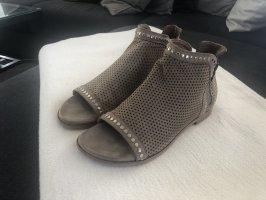Vero Cuoio Sandalo romano color cammello