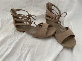 unbekannte Romeinse sandalen veelkleurig