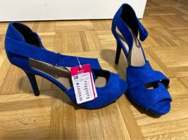 Jenny Fairy Outdoor Sandals blue