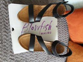 Blowfish High Heel Sandal black-brown
