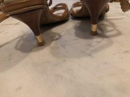 Bronx Sandales à lanière marron clair cuir