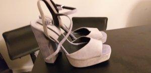 -8- Venice Platform Sandals azure