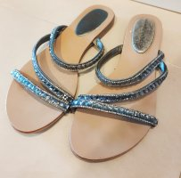 Prima Moda Dianette Sandals silver-colored