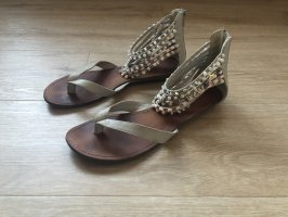 Graceland Toe-Post sandals multicolored