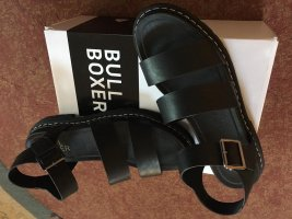Bullboxer Platform Sandals black