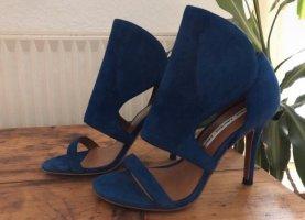 Sandalen cobalt blue