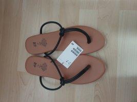 hm-moden Slippers black