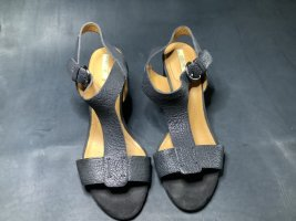 Geox Respira Sandalo con cinturino nero