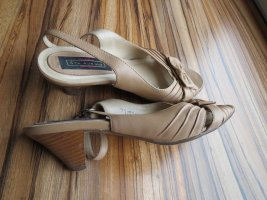 5 th Avenue Comfort Sandals nude