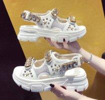 Comfort Sandals white