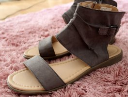 Sandalen, grau