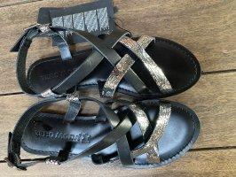 Sandalen Leder echtleder