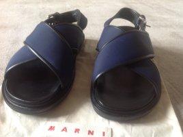 Sandalen Marni Gr.39 blau