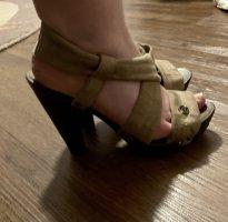 Sandalen mit Absatz von Wrangler