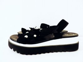 Gabor Comfort Plateauzool sandalen veelkleurig