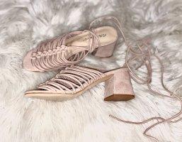 Sandalen mit Schnürung Neu gr.38