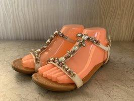 Deichmann Sandalo con cinturino multicolore