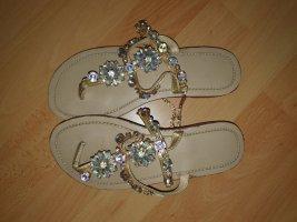 sandalen mit Swarovski
