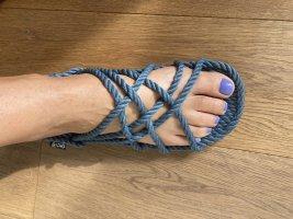Nomadic State of Mind Espadrille Sandals azure-steel blue