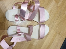 sandalen rosa 37 h&m