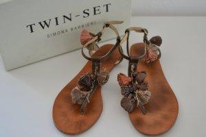 Sandalen Twin Set
