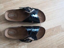 Sandalen ungetragen Animalprägung