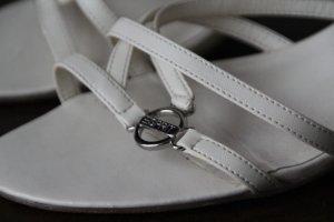 Esprit Strapped Sandals cream