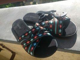 H&M Divided Flip-Flop Sandals multicolored