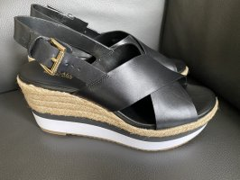 Michael Kors Platform Sandals black
