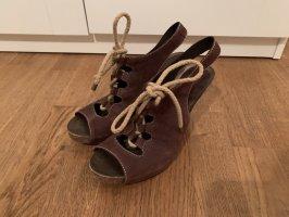 Sandalen zum Schnüren in Größe 41