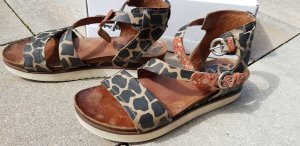 Sandalette animalprint