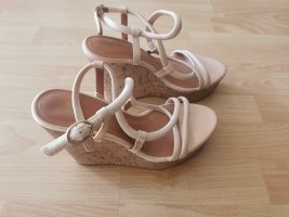 H&M Platform High-Heeled Sandal pink