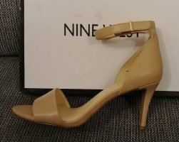 Sandalette nude Gr. 39 neu