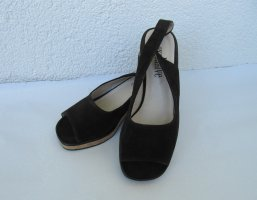 Sandalette / Sandale von Exclusive in Gr. 36