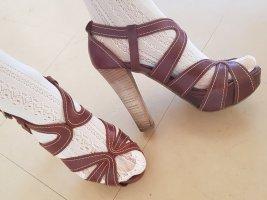 Sandaletten Higheels Peeptoes