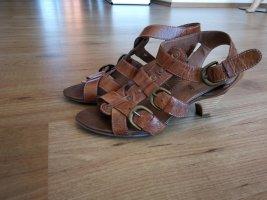 Sandaletten in braun