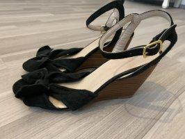 Sandaletten Keilabsatz