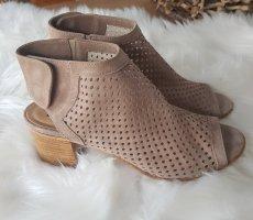 Sandaletten mit Schaft