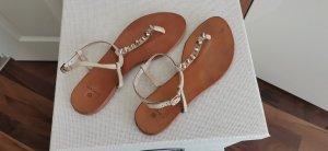 Sandaletten PIECES CARMEN Leder