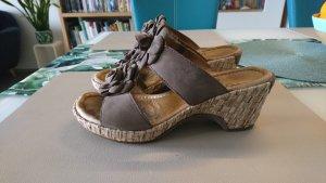 Sandaletten von Garbor