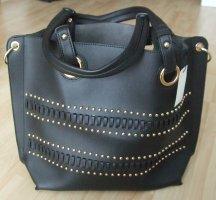 Sandrine Handtasche Shopper schwarz