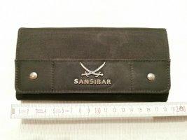 Sansibar Portafogli nero-argento