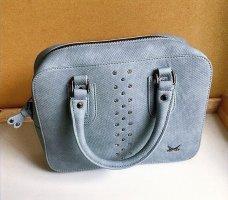 """Sansibar Handtasche Bowling Bag """"Sky"""" -neu-"""