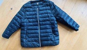 Sarah Kern Quilted Jacket black polyester